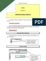 Ejercicios Basicos Excel
