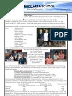 Newsletter 12 Feb