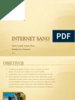 Internet Sano Camila Gomez y Natalia Soto 8-A