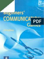 01. Beginner Communication Games