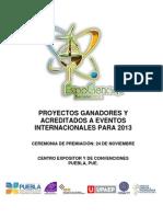 Resultados Expo Nal 2012