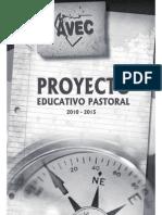 Proyecto Pastoral 2010 - 2015 Venezuela