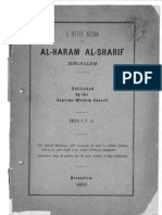 1925 Wakf Temple Mount Guide