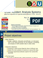 Urban Accident Analysis Systems