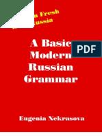 A Basic Modern Russian Grammar Nekrasova