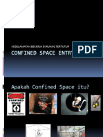 Safety - Confined Space Entry