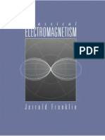 Franklin Classical Electromagnetism