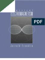 Franklin Classical Electromagnetism
