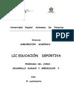 Antologia de Desarrollo y Aprendizaje 11