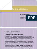 Rfid and Barcodes