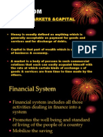 Money Mkts , Stock Exchange