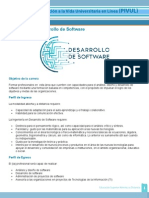Ing DesarrolloSoftware
