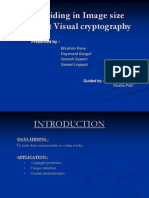 Visual Cryptography Modified