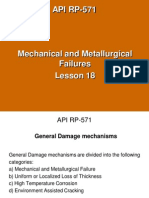 API 571 Damage