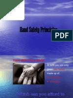 Safety - Hand Injury Prevention