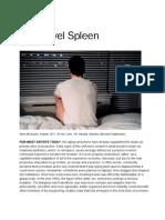 john kelsey – next-level spleen