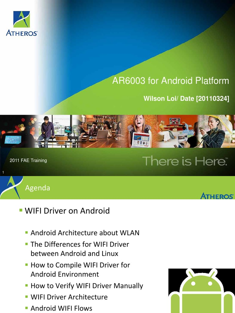 Ar 6003 Android | Secure Digital | Device Driver