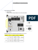 PCU2-E Addition NSN Procedure