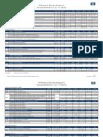 SGP Schedule Jul-Dec 2009