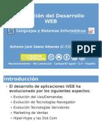 Evolución Tecnologías Web [01-2008]