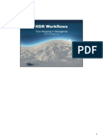 HDR Workflows for Video Game Rendering