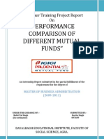 36097230 Mutual Funds Complete Project Report