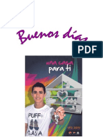 Cuaderno Buenos Dias Leon 1213