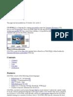 CE HTML Language