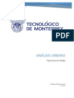 Analisis Urbano Tlajomulco