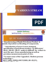 QC OF VARIOUS STREAM1.ppt