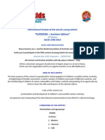Eurokids Summer 2013 Rules in English