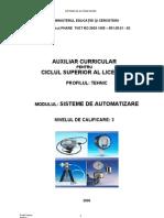 Sisteme de Automatizare