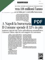 Rassegna Stampa 12.02.13