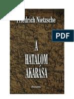 31834306 Friedrich Nietzsche a Hatalom Akarasa