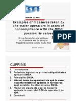 ARA - Plan de Siguranta Apa