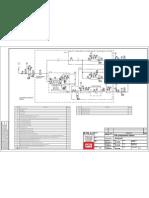 P&I Diagram Station W012