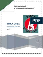 Empresa Ymca Gym's