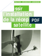 Installation de la réception satellite