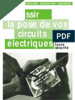 La pose de vos circuits électriques