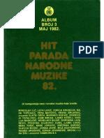 Hit Parada Narodne Muzike 82