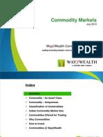 Commodity Presentation