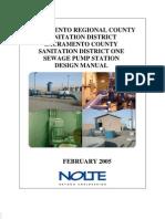 Design Manual Pump Station