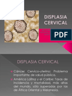 Displasia Cervical
