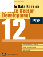 The Little Data Book on Private Sector Development 2012