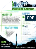 Washington DC Educational trips 2-day