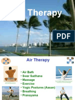 Naturopathy 04 Air Therapy