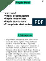 Retele Petri (Teorie Si Exemple)