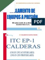 Crit Training Documento ITC EP1 CALDERAS Migasa