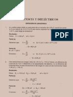 68605303 Fisica Ejercicios Resueltos Soluciones Capacitancia y Dielectricos