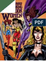 Como Dibujar Comics Grandiosos Mujeres